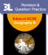 Edexcel GCSE Geography A Exam Question Practice  [L]..[1 year subscription]